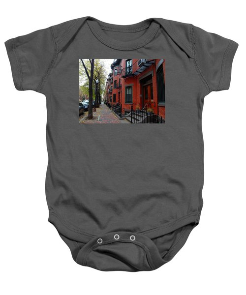 South End - Boston Baby Onesie