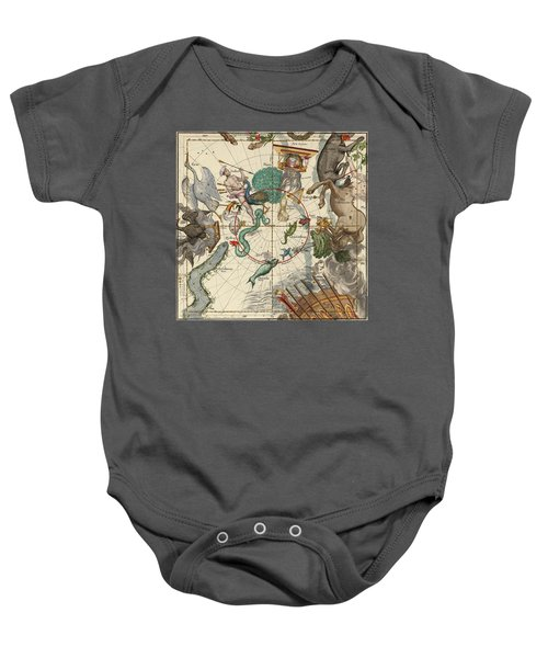 South Pole Baby Onesie by Ignace-Gaston Pardies