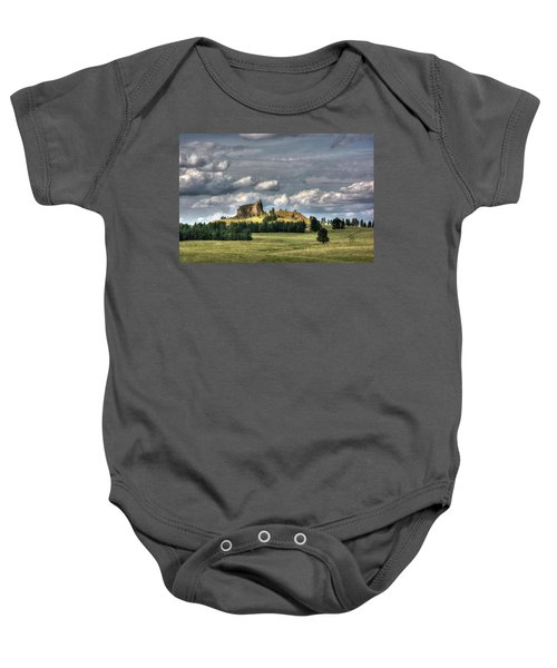 Belltower Butte Baby Onesie