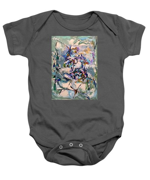 Spacial Encounter Baby Onesie