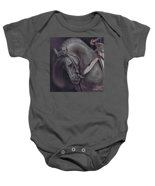 Spanish Horse Baby Onesie