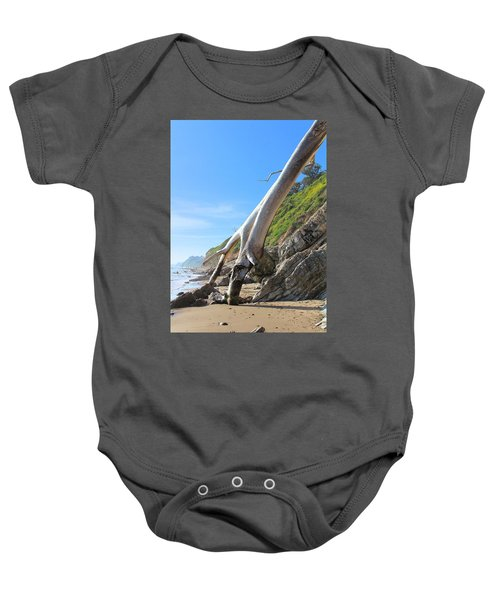 Spears On The Coast Baby Onesie