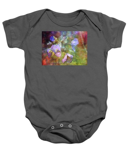Spiderwort 1398 Idp_2 Baby Onesie