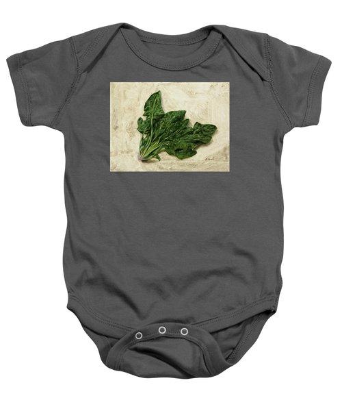 Spinaci Baby Onesie