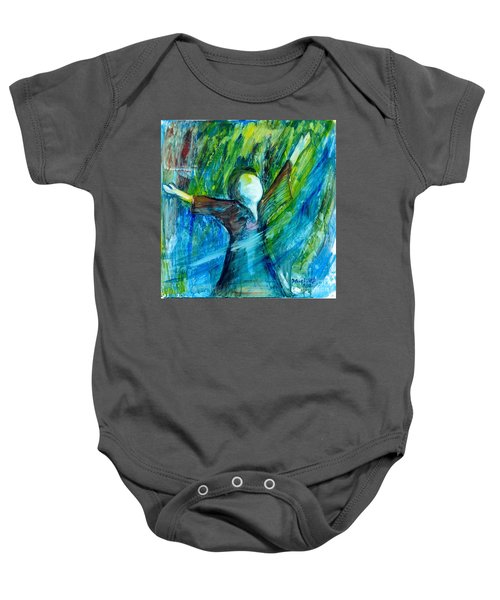 Spirit Move Baby Onesie