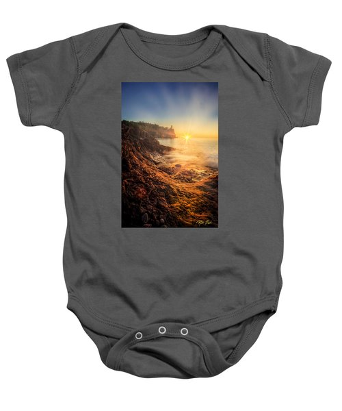 Split Rock Glory Baby Onesie