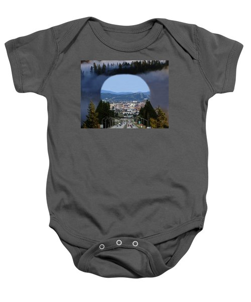 Spokane Near Perfect Nature Baby Onesie