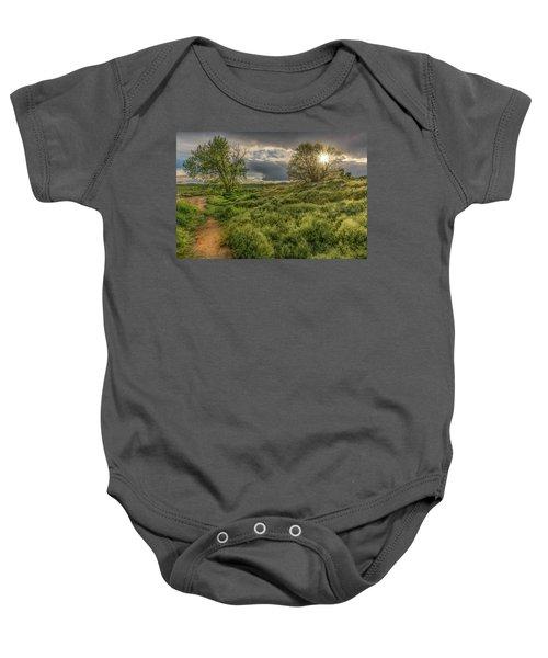 Spring Utopia Baby Onesie