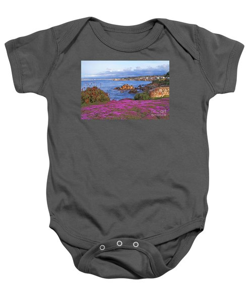 Springtime In Pacific Grove Baby Onesie