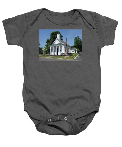St Johns Ev Lutheran Church  Baby Onesie