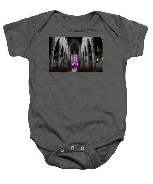 St. Mary's Cathedral, Killarney, Ireland 2 Baby Onesie