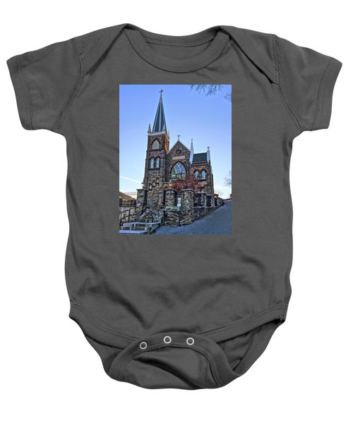 St. Peter's Harpers Ferry Baby Onesie