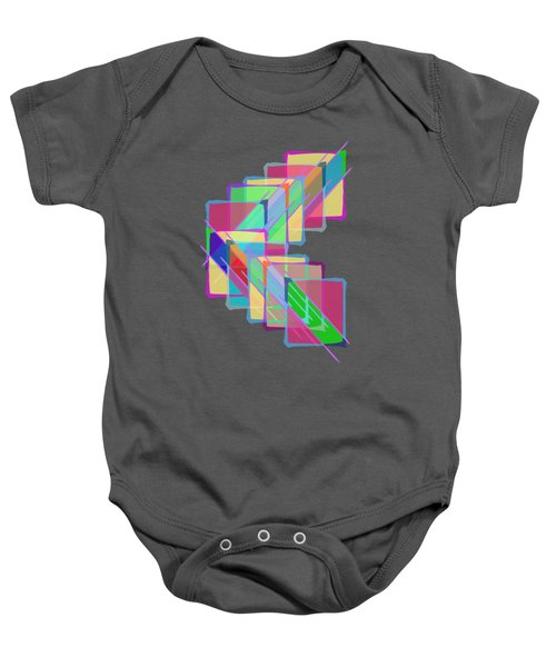 Stained Glass Baby Onesie