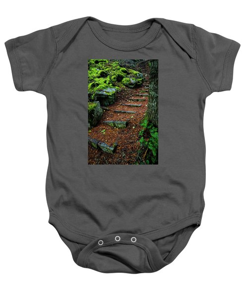 Stairway To..... Baby Onesie