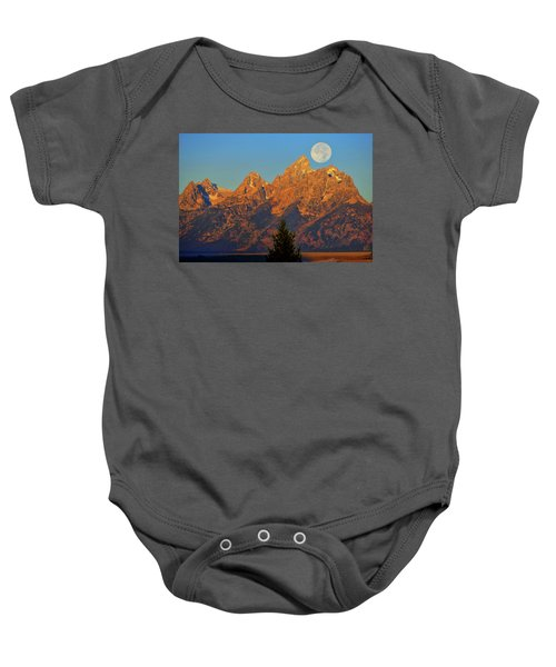 Stairway To The Moon Baby Onesie
