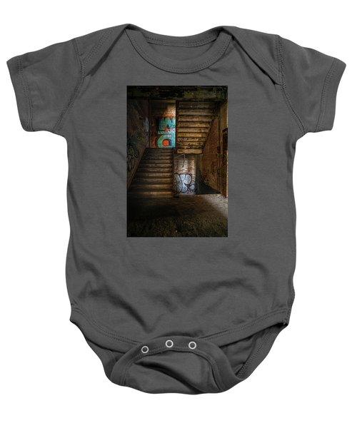 Stairwell Baby Onesie