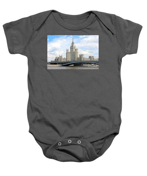 Kotelnicheskaya Embankment Building Baby Onesie