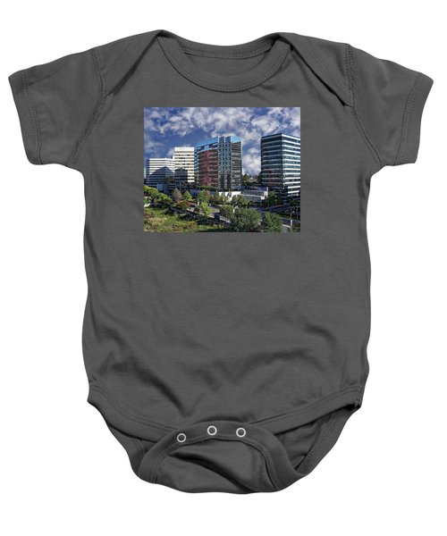 Stamford City Center Baby Onesie