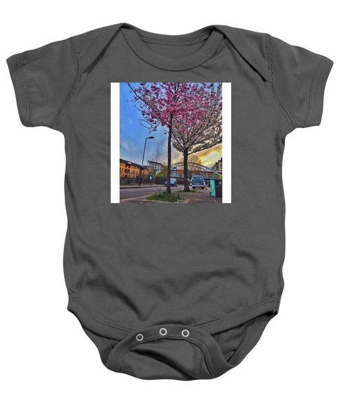 •stand Back And Take It Baby Onesie