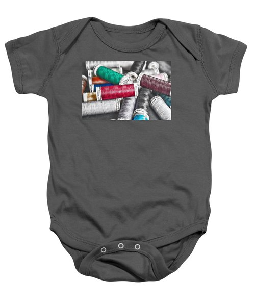 Stand Out Red Baby Onesie