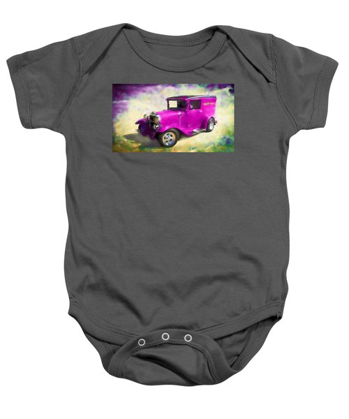 Stand Out Baby Onesie