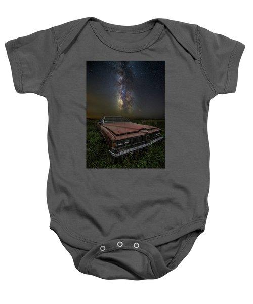 Stardust And Rust - Pontiac Baby Onesie
