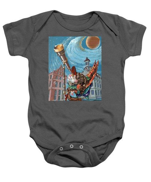 Stargazer Baby Onesie