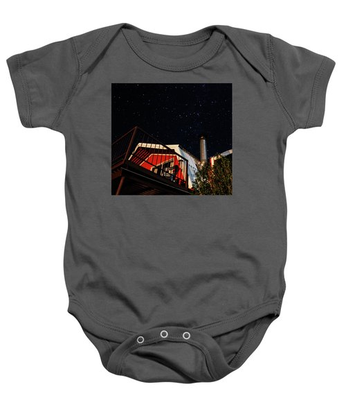Stars Over Gila Cottage Baby Onesie