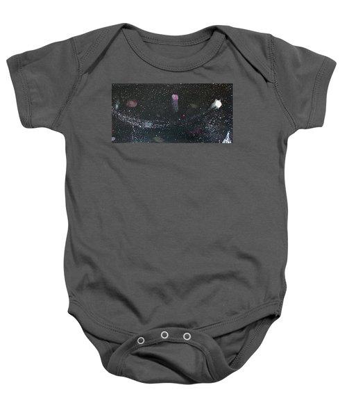 Starry Night Baby Onesie