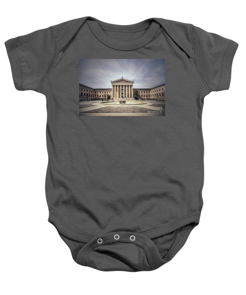 State Of The Art Baby Onesie