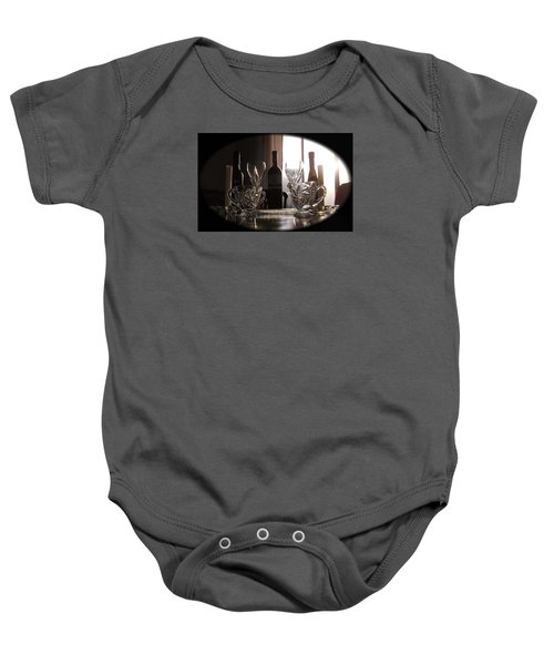 Still Life - The Crystal Elegance Experience Baby Onesie