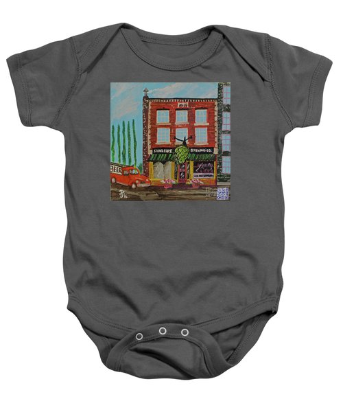 Stoneface Brewing Co. Baby Onesie