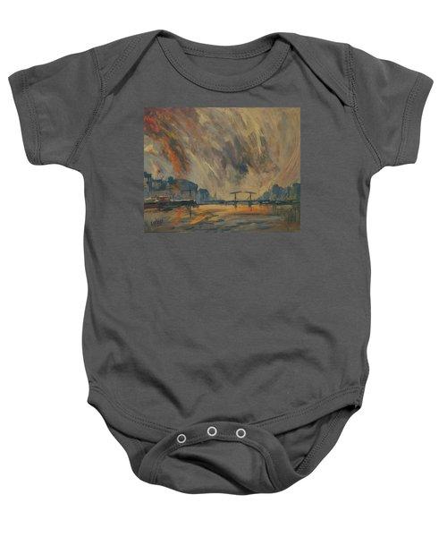 Storm 18012018 Amstel Amsterdam Baby Onesie
