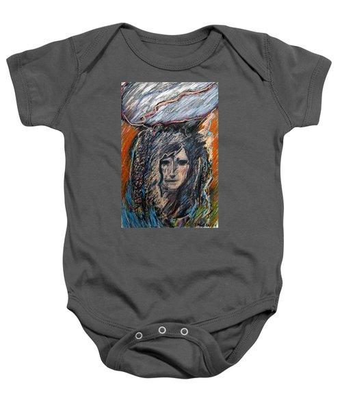 Stormy Day Baby Onesie