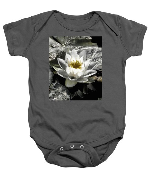 Strokes Of The Lily Baby Onesie