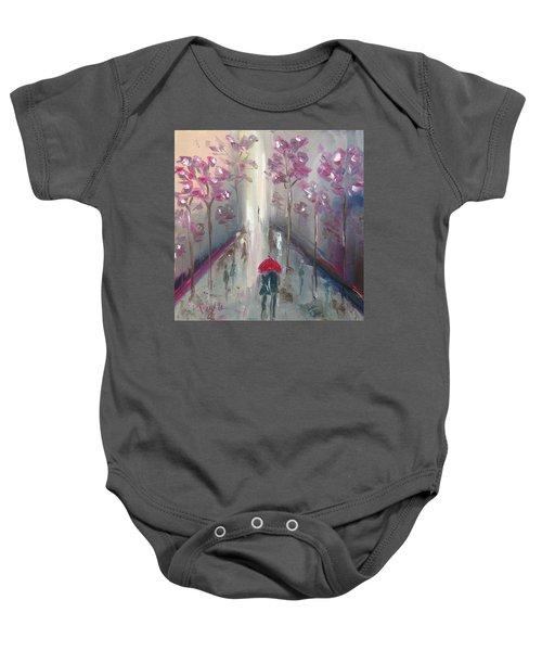 Strolling Baby Onesie by Roxy Rich