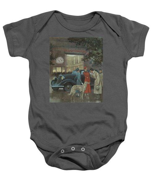 Studebaker #8704 Baby Onesie