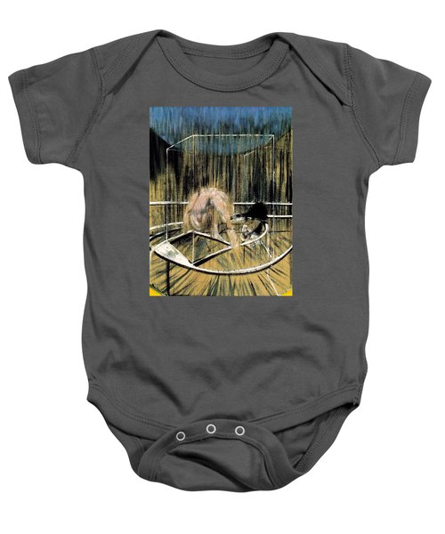 Study For Crouching Nude Baby Onesie