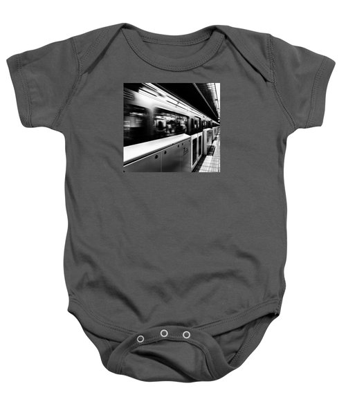 Subway Baby Onesie