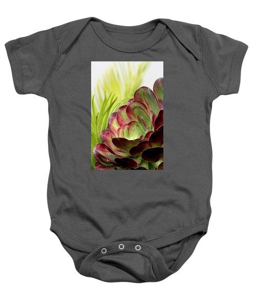 Succulent Baby Onesie