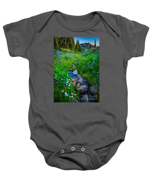 Summer Creek Baby Onesie