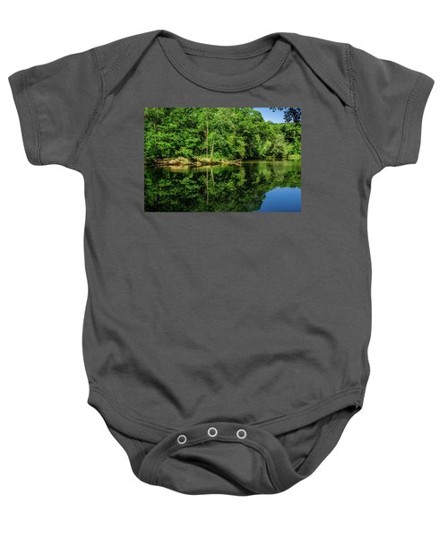 Summer Reflections Baby Onesie