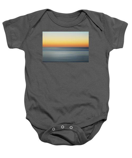 Summer Sunset Baby Onesie