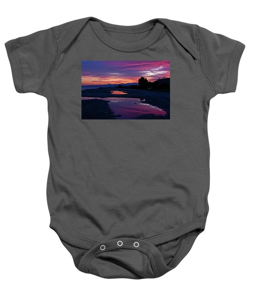 Sunset Baby Onesie