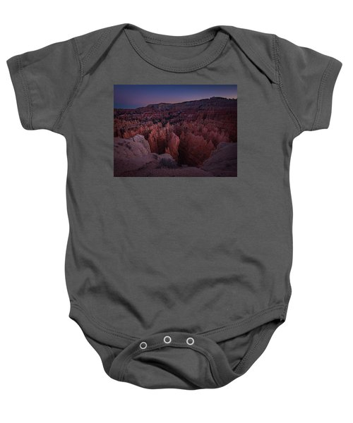 Sunset Point Baby Onesie