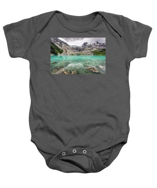 Super Natural British Columbia Baby Onesie