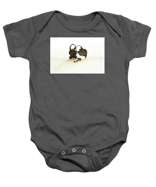 Supported Baby Onesie