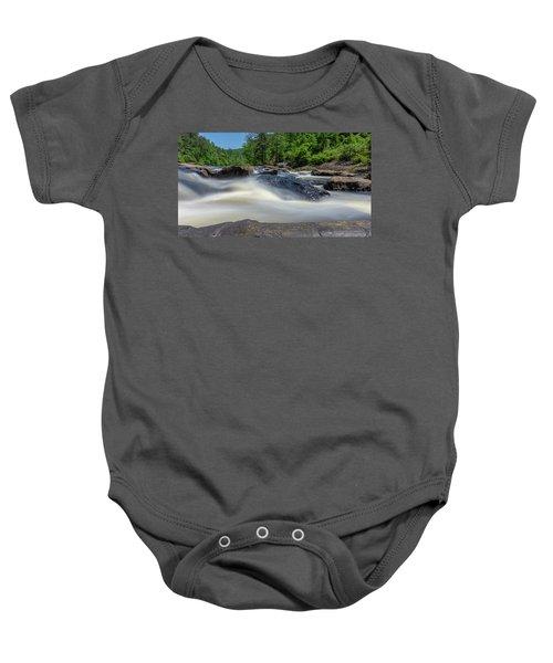 Sweetwater Creek Long Exposure Baby Onesie