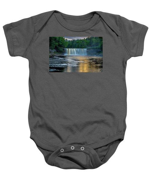 Tahquamenon Falls Baby Onesie