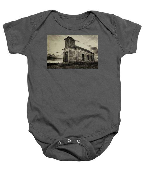 Taiban Presbyterian Church, New Mexico #2 Baby Onesie